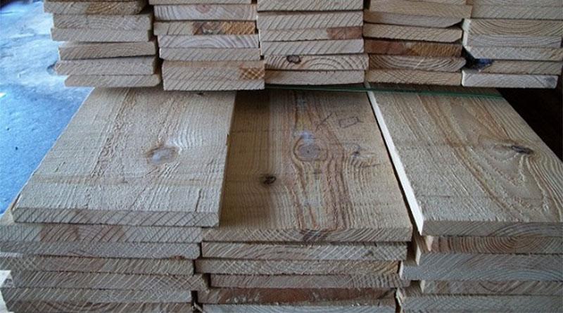 sawn pine